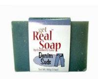 Denim Suds Soap