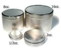 Metal Containers -10 Pack