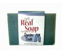 Denim Suds Soap