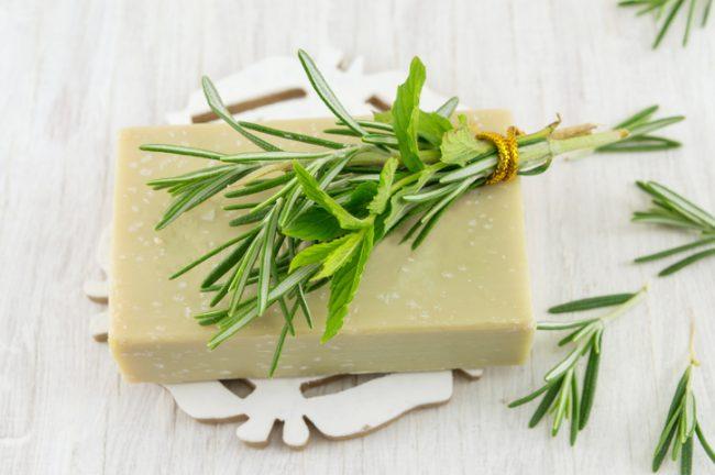 Tea Tree and Rosemary Anti-Acne Soap