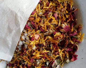 Herbal Tub Teas